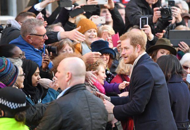 Prince Harry has visited the city several times (Victoria Jones/PA)