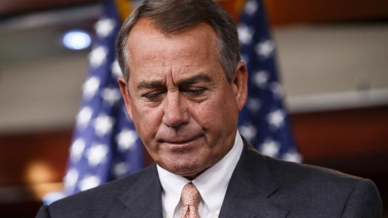 Boehner Complains That Obamacare Tripled His Co-Pay
