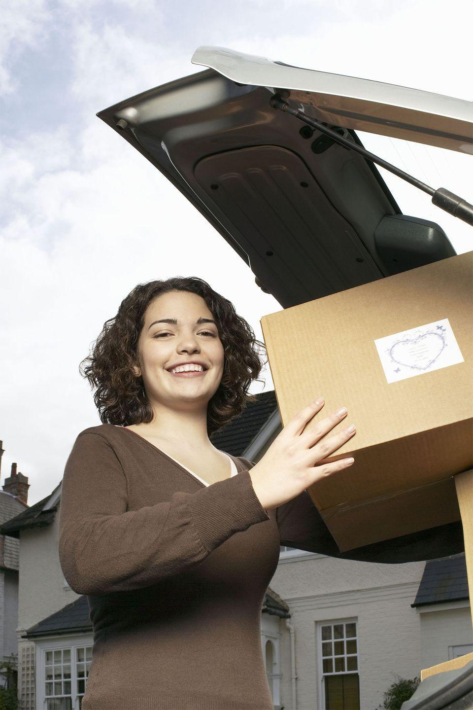 """<p>Keep that box of stuff you're donating to charity in your trunk, not your closet. When it's full, drop it off.</p><p><strong><a class=""""link rapid-noclick-resp"""" href=""""https://www.amazon.com/Bankers-Box-SmoothMove-Tape-Free-7714210/dp/B00QSON748/?tag=syn-yahoo-20&ascsubtag=%5Bartid%7C10070.g.3310%5Bsrc%7Cyahoo-us"""" rel=""""nofollow noopener"""" target=""""_blank"""" data-ylk=""""slk:SHOP MOVING BOXES"""">SHOP MOVING BOXES</a></strong></p>"""