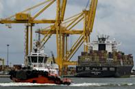 Sri Lanka is the biggest so-called transhipment hub in South Asia, meaning that some of the world's biggest ships dock in Sri Lanka to load and unload containers