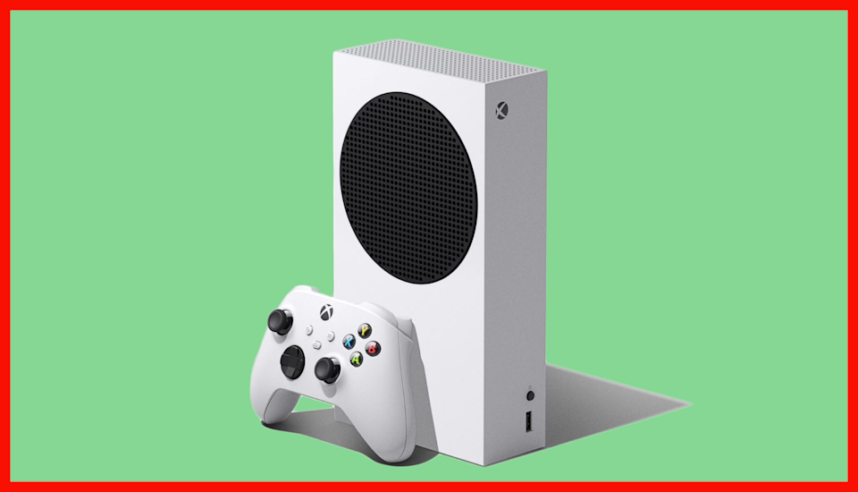 With this loaded deal on the Xbox Series S, that