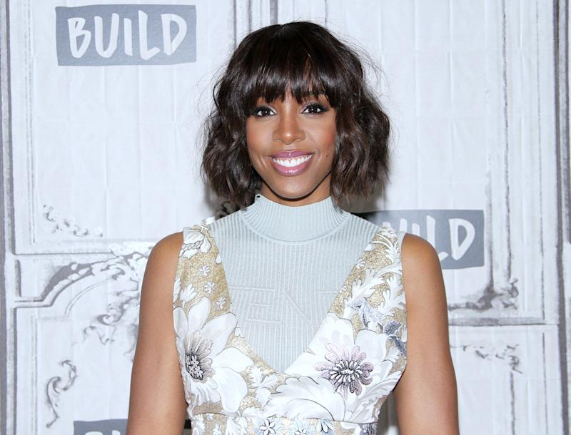 Mom Kelly Rowland 'Didn't Go to School for This'