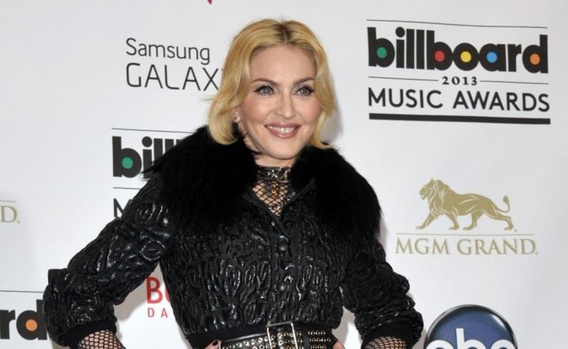 Madonna can't get Swift out of her head