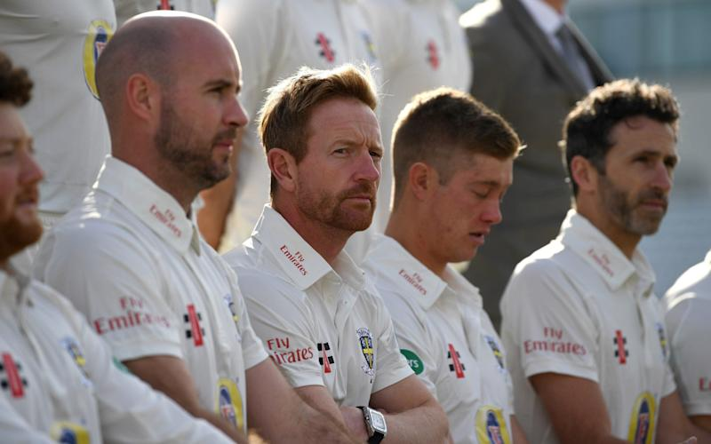 Paul Collingwood and Durham are out to prove a point - Getty Images Europe