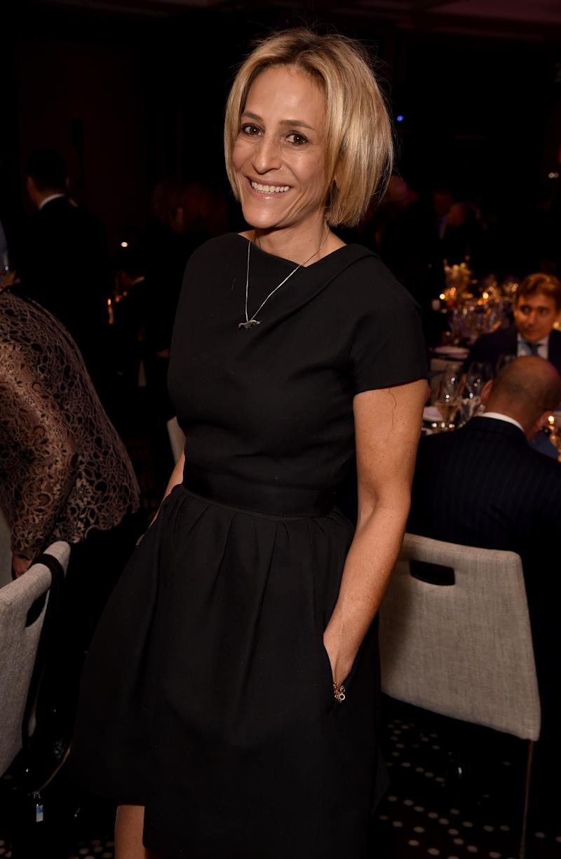 Emily Maitlis (Photo: David M. Benett via Getty Images)