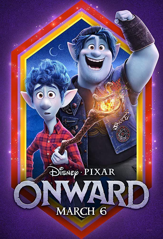"""<p>This movie opened in theaters in March 2020 and Disney surprised fans with a Disney Plus launch just a few weeks later. Follow teenage elf brothers on a quest to spend one more day with their father.</p><p><a class=""""link rapid-noclick-resp"""" href=""""https://go.redirectingat.com?id=74968X1596630&url=https%3A%2F%2Fwww.disneyplus.com%2Fmovies%2Fonward%2FxVcGOSq9BY21&sref=https%3A%2F%2Fwww.countryliving.com%2Flife%2Fentertainment%2Fg30875475%2Fkids-movies-disney-plus%2F"""" rel=""""nofollow noopener"""" target=""""_blank"""" data-ylk=""""slk:STREAM NOW"""">STREAM NOW</a></p>"""