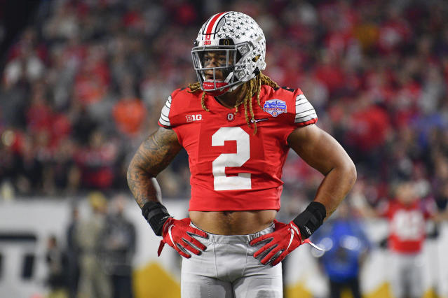 If Ohio State's Chase Young declares, he could be a fit in a new era in Washington. (Photo by Brian Rothmuller/Icon Sportswire via Getty Images)