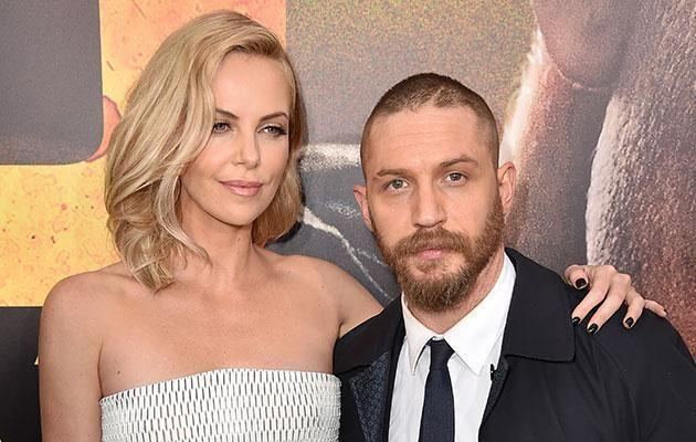 Rumours circulated during filming that the two stars (pictured at a premiere event for the movie in 2015) were fighting. Source: Getty