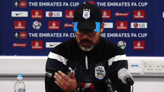 Huddersfield manager David Wagner expresses his dislike for the VAR system.