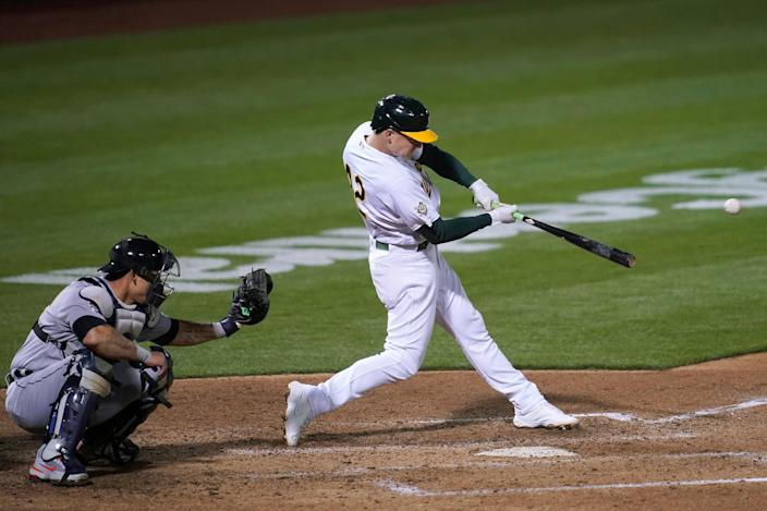 <p>Major League Baseball has seen record view numbers on its streaming service, MLB.TV</p> (AP)
