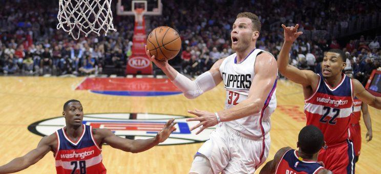 Blake Griffin has played seven seasons with the Clippers. (AP)