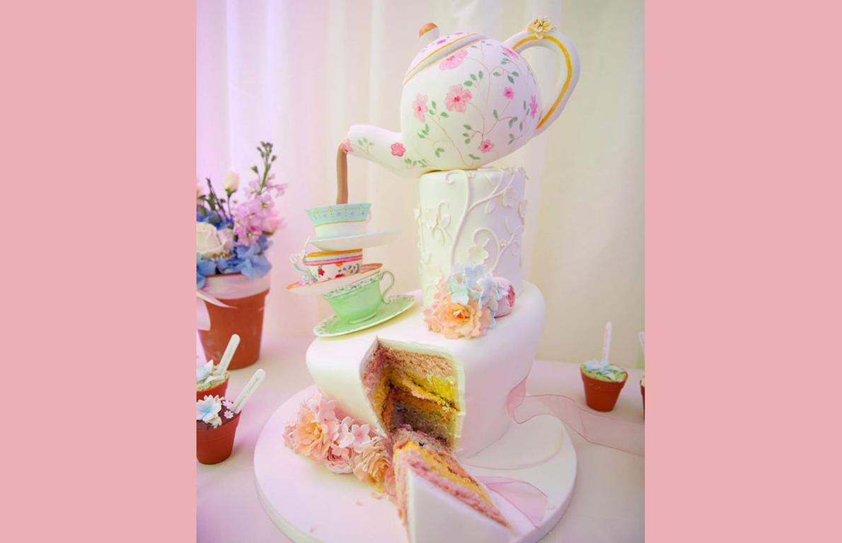 Made In Heaven Wedding Cakes
