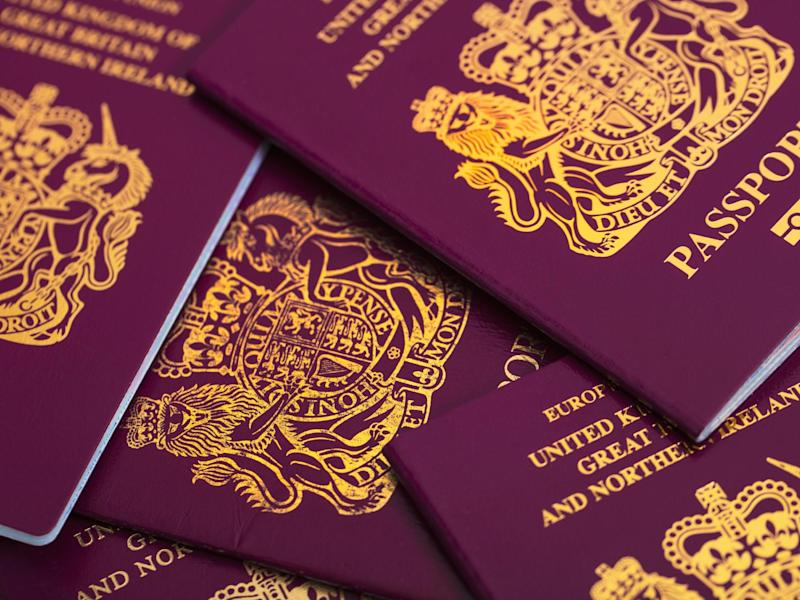 'X' or unspecified passports are already available in countries including Australia, Canada, New Zealand, India, Pakistan and Malaysia: Getty/iStock