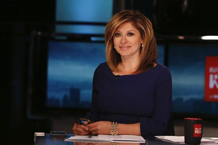 Maria Bartiromo joined Fox News in 2014 after a 20 year run at CNBC.