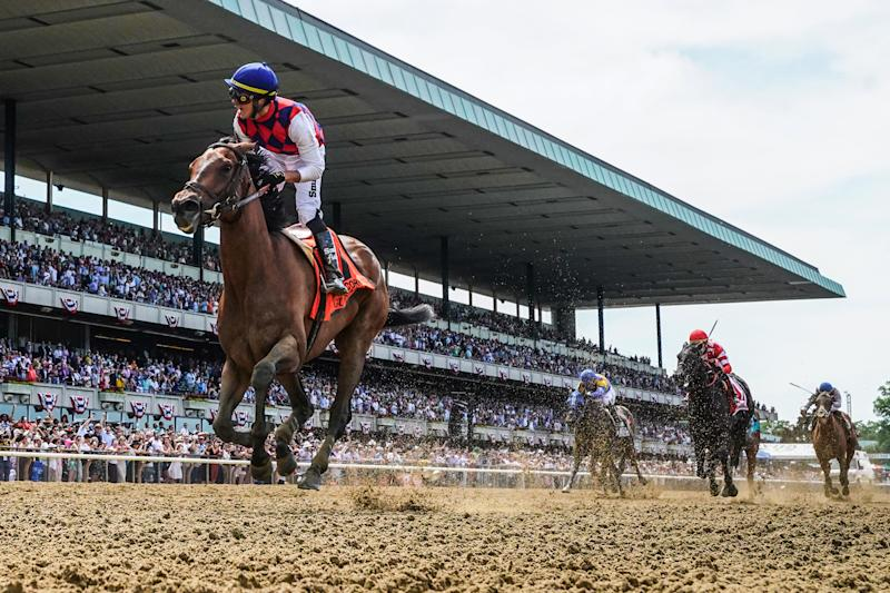 Three recent horse deaths have raised the death toll at Belmont Park this year to 25. (Getty)