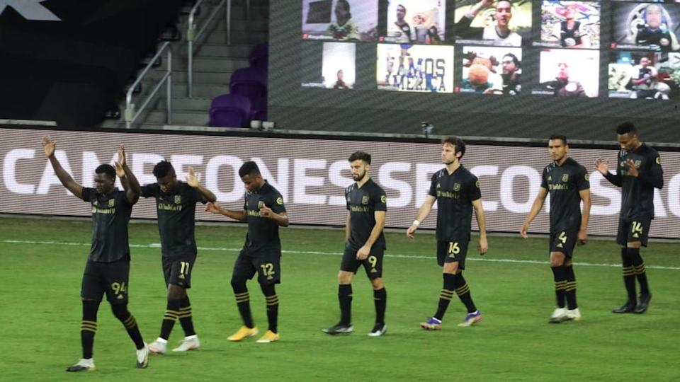 Los Angeles FC v Club America: Semifinals - 2020 CONCACAF Champions League | Alex Menendez/Getty Images