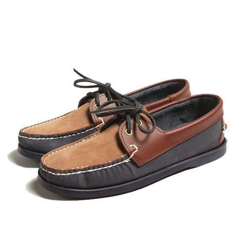"""<p><a class=""""link rapid-noclick-resp"""" href=""""https://www.blacksmith-store.com/collections/footwear/products/goodcamp-deck-loafer-shoes-brown-multi"""" rel=""""nofollow noopener"""" target=""""_blank"""" data-ylk=""""slk:SHOP"""">SHOP</a></p><p>Why these aren't double the price, we will never know. With a hand stitched moccasin-style toe and tonal leather laces, Goodcamp make a mean boat shoe, at a pretty price. Faded blue jeans and an Aries sweater will work wonders here. </p><p>Goodcamp. Deck Loafer Shoes, £64, <a href=""""https://www.blacksmith-store.com/collections/footwear/products/goodcamp-deck-loafer-shoes-brown-multi"""" rel=""""nofollow noopener"""" target=""""_blank"""" data-ylk=""""slk:blacksmith-store.com"""" class=""""link rapid-noclick-resp"""">blacksmith-store.com</a></p>"""