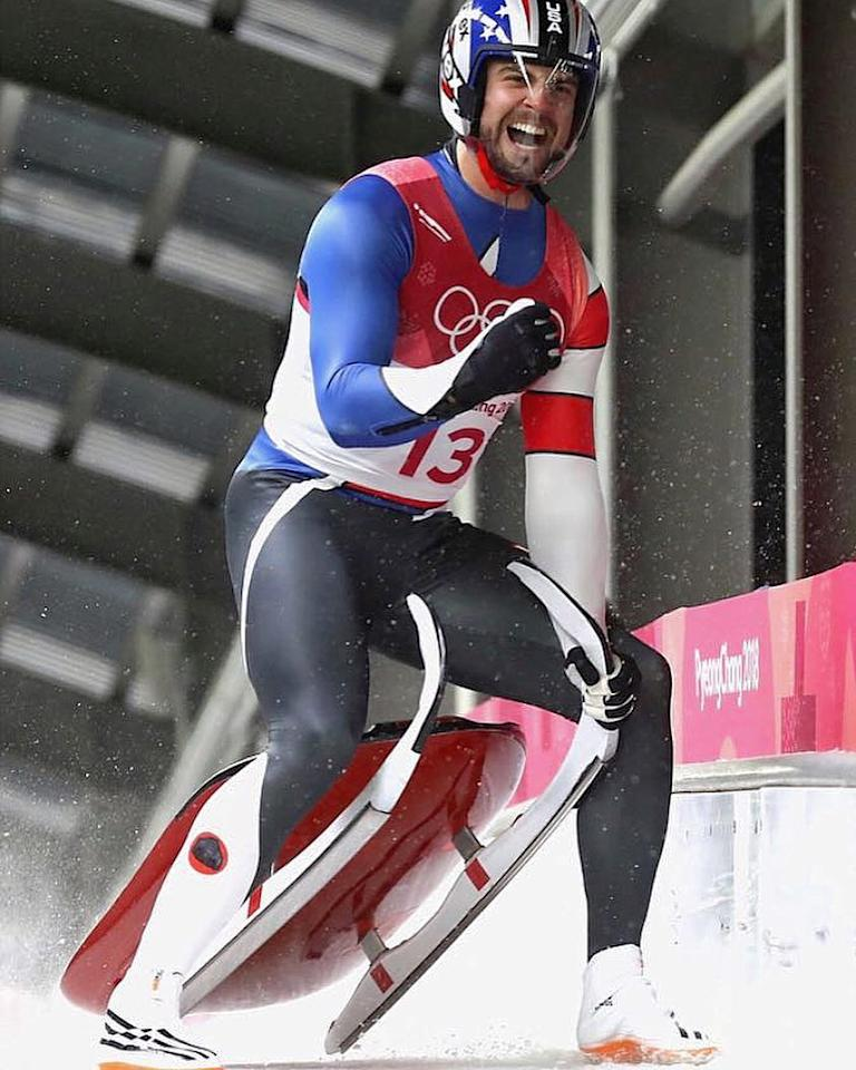 <p>Chris Mazdzer USA, luge<br /> mazdzer: I'm still processing what happened last night. It honestly doesn't even feel real yet! All I know is that I have an amazing group of people in my life that stick with me even when times are tough and sharing this high with them is one of the best ways I can say thank you back. It honestly has taken a village… actually make that a few villages to put me into the position where when I was on the handles for that fourth run everything just felt right. I wasn't nervous, I was just ready and I think you can see a little smile through my game face because for some reason I knew I could do it even before I began that run. It's been a hell of a ride and all I can do is say thank you to all the people who supported me and helped me develop as a person along the way. To my amazing teammates who always push me to be my very best. To my coaches who always believed in me and would stop at nothing to get me on that podium. To my incredible family who has been my emotional rock and has the unfortunate task of always having to deal with me. To my friends around the world who support my crazy ways! All I can say is thank you and we finally did it!!!!<br /> #teamusa #itsforamerica#pyeongchang2018 #silver #feelslikeawin#olympic #medalist #first #american#menssingles #medal #believe #achieve#inspire #icamesecond<br /> (Photo via Instagram/mazdzer) </p>