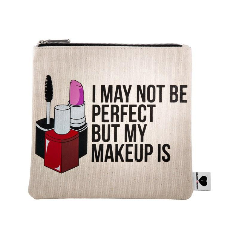 """<p>What about the one friend whose makeup is always on fleek? <a rel=""""nofollow"""" href=""""http://www.sephora.com/breakups-to-make-up-bag-P403405?icid2=products%20grid%3Ap403405&mbid=synd_yahoobeauty&skuId=1746189"""">Sephora Collection Breakups to Makeup Bag</a> ($26) has you covered.</p>"""