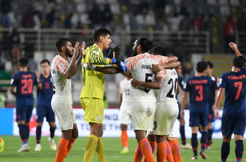 India vs Thailand Defence