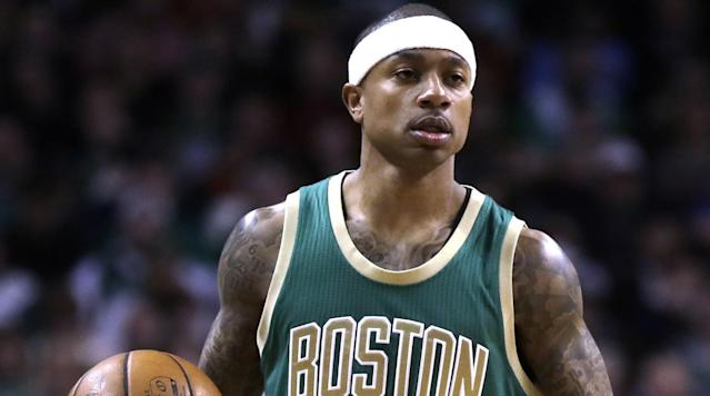 Boston Celtics star Isaiah Thomas played in Sunday night's playoff game against the Chicago Bulls, just one day after his sister was tragically killed in a car accident in Washington state.