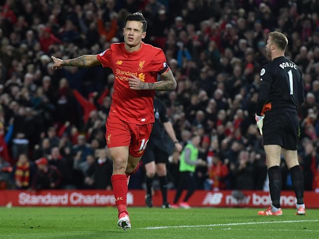 Coutinho's goal pulled Liverpool back level (Getty)