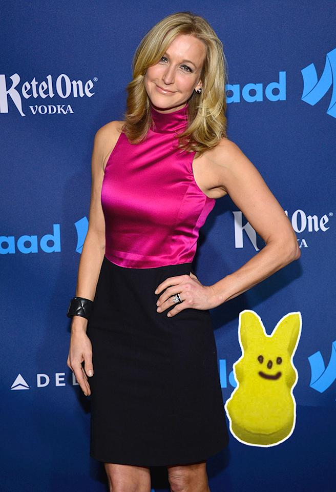 NEW YORK, NY - MARCH 16:  Lara Spencer attends the 24th Annual GLAAD Media Awards on March 16, 2013 in New York City.  (Photo by Larry Busacca/Getty Images for GLAAD)