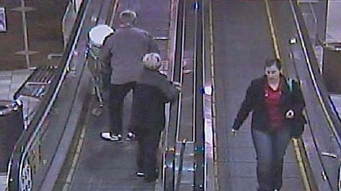 Missing brake blamed for elderly shopper's trolley death