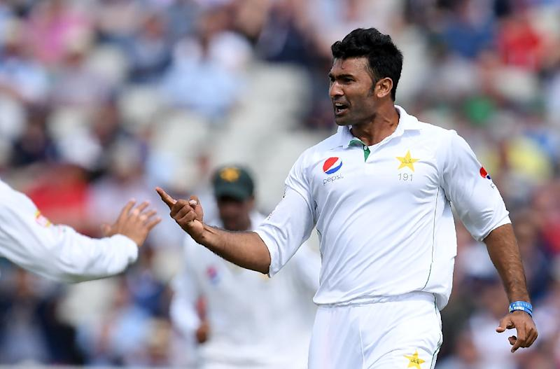 England vs Pakistan, 3rd Test, Day One