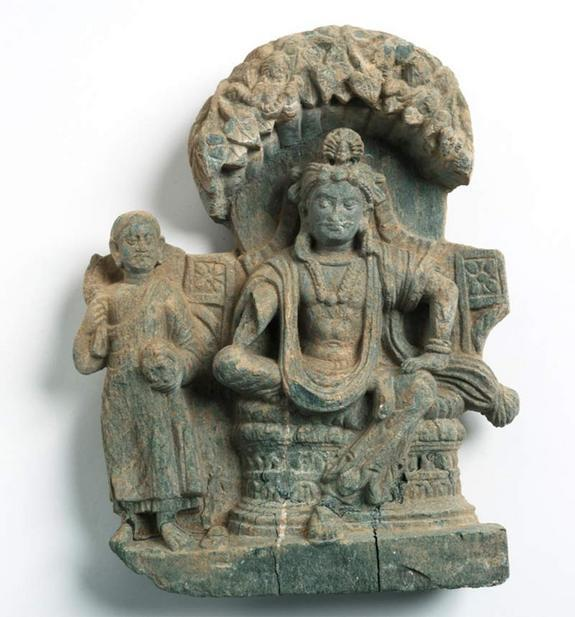Ancient Statue Reveals Prince Who Would Become Buddha