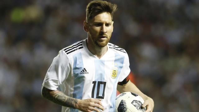 The World Cup semi-finals are a good target for Argentina, the nation's football association president Claudio Tapia said.