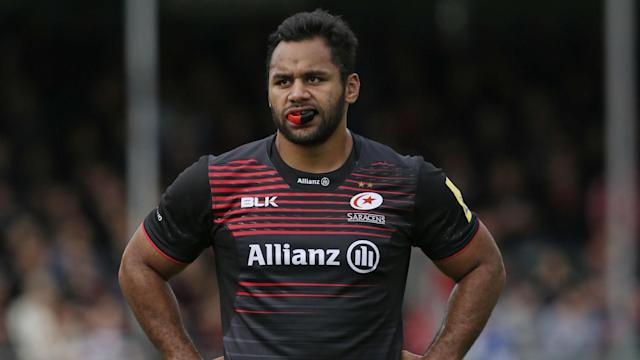 How Billy Vunipola comes through his return to action for Saracens will help determine if he plays in England's Six Nations opener.