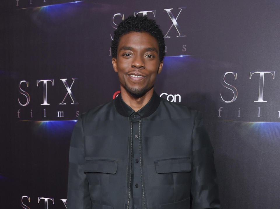 Nominees for the 93rd Annual Academy Awards (Oscars) - ceremony to be held Sunday, April 25th, 2021 - Chadwick Boseman nominated for Best Actor In A Leading Role for