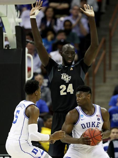 Editor's Note: Welcome to Morning Madness, SI's daily newsletter during the NCAA tournament. We'll provide you with insight, analysis, picks and more from our college hoops experts around the country. Sign up here.