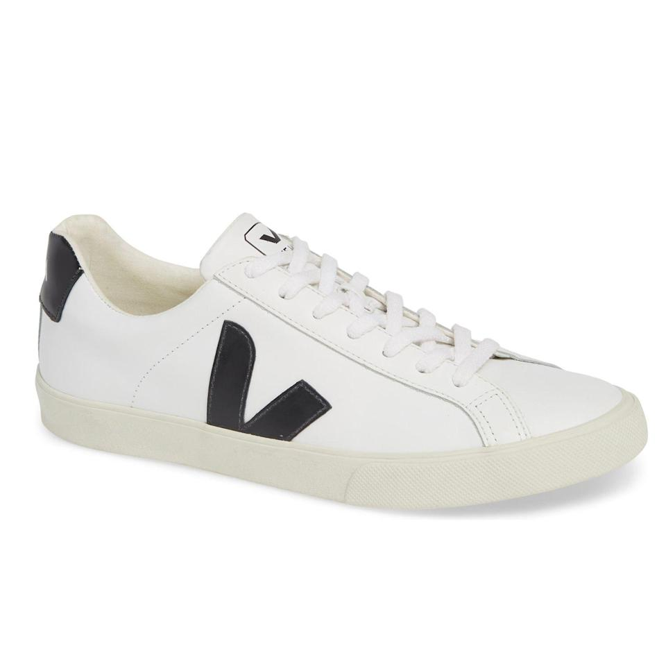 "<p><strong>VEJA</strong></p><p>nordstrom.com</p><p><strong>$120.00</strong></p><p><a href=""https://go.redirectingat.com?id=74968X1596630&url=https%3A%2F%2Fwww.nordstrom.com%2Fs%2Fveja-esplar-sneaker-women%2F5081550&sref=https%3A%2F%2Fwww.bestproducts.com%2Fbeauty%2Fg154%2Ftop-gifts-for-her%2F"" rel=""nofollow noopener"" target=""_blank"" data-ylk=""slk:Shop Now"" class=""link rapid-noclick-resp"">Shop Now</a></p><p>We've been wearing these leather kicks since before Meghan Markle <a href=""https://www.harpersbazaar.com/celebrity/latest/a24015441/meghan-markle-white-veja-sneakers-royal-tour-australia-shop/"" rel=""nofollow noopener"" target=""_blank"" data-ylk=""slk:made them culturally relevant"" class=""link rapid-noclick-resp"">made them culturally relevant</a> — all you have to do is drop that knowledge on your intended giftee and she'll be running to get her new sneakers on.</p>"