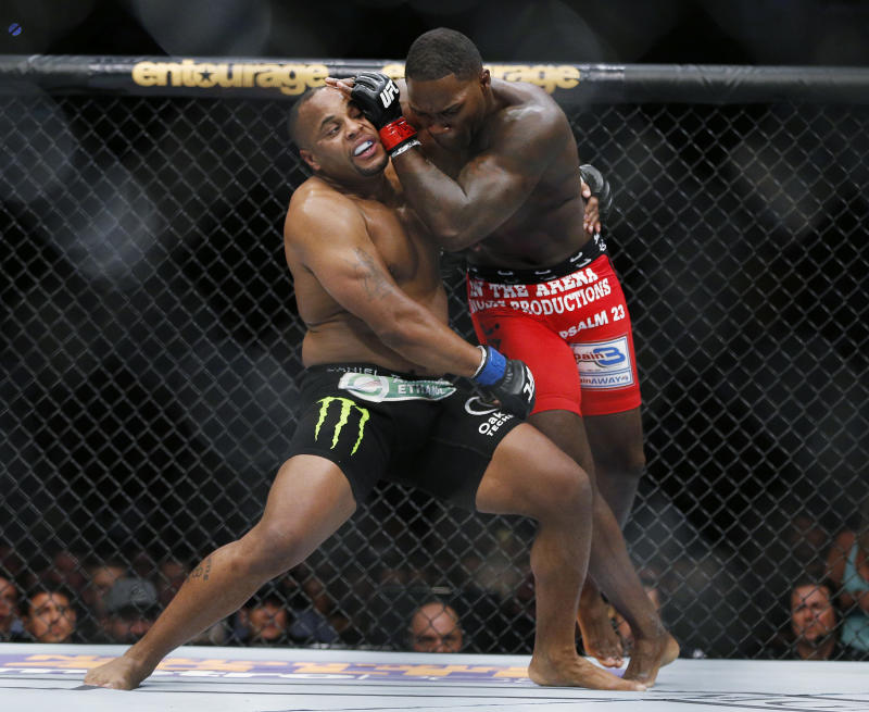 Anthony Johnson anxious to show improvements against Daniel Cormier