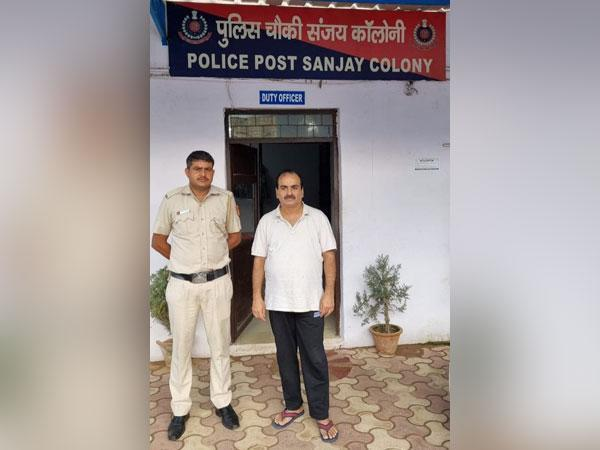 Film producer Ajay Yadav was held by the police for duping Delhi businessman.