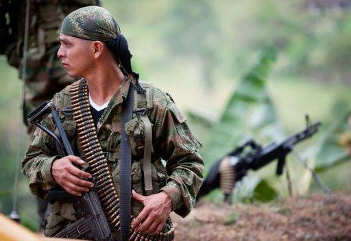 The Marxist-inspired FARC is Latin America's largest and longest-fighting insurgency