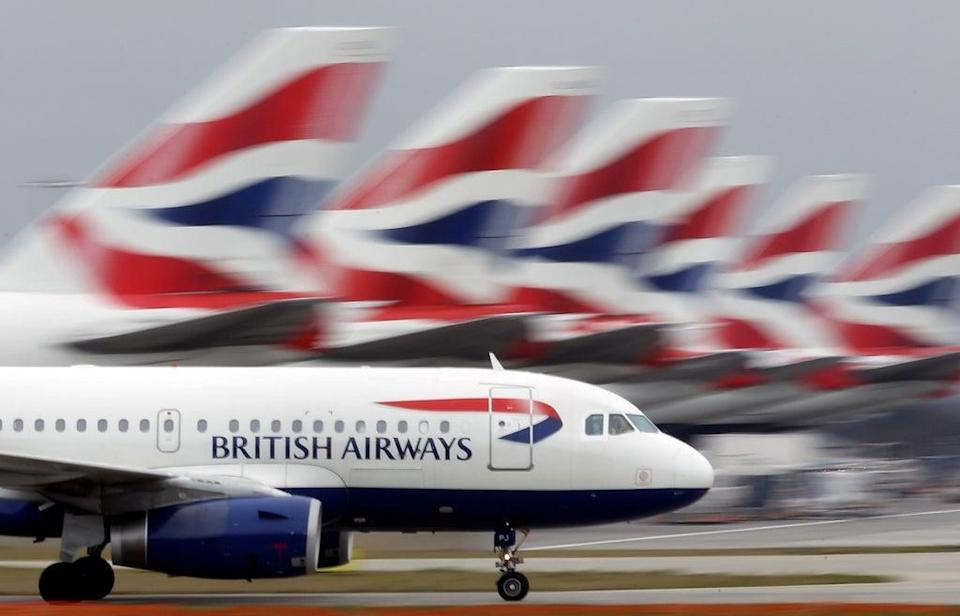 British Airways is part of IAG  (Getty Images)