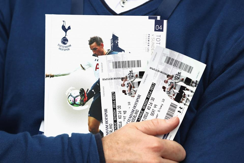 Fans cannot get enough tickets it seems but are paying a high price