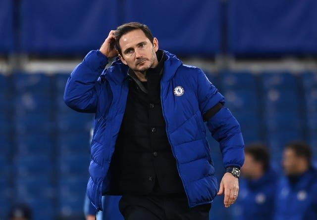 Frank Lampard was replaced by Thomas Tuchel at Chelsea