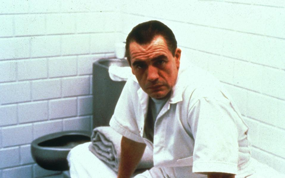 In Manhunter, Brian Cox played Lecktor as a bored sociopath - Moviestore Collection Ltd / Alamy Stock Photo