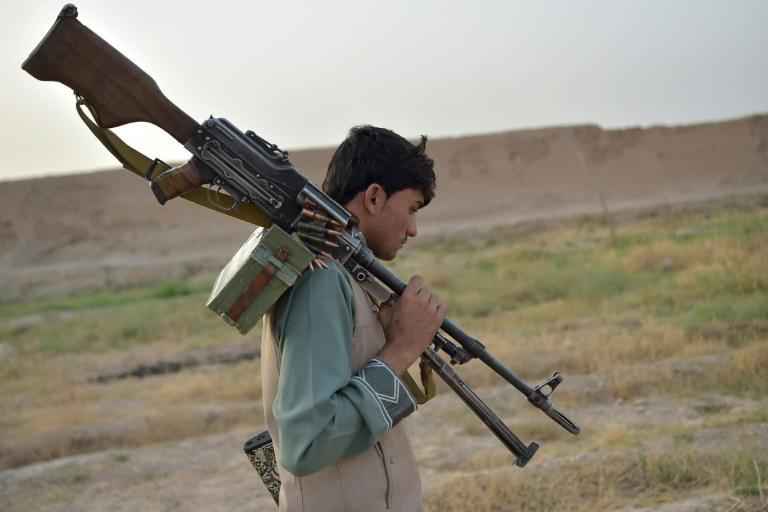 For some militiamen, after losing relatives and comrades in battles with the Taliban, the fighting is personal