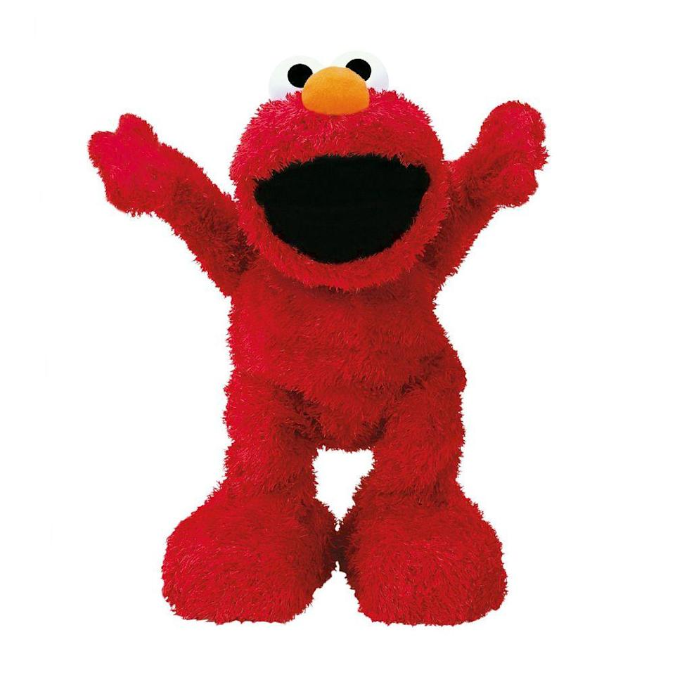 "<p><a class=""link rapid-noclick-resp"" href=""https://www.amazon.com/Fisher-Price-L9049-Elmo-Live/dp/B0015KOFZK?tag=syn-yahoo-20&ascsubtag=%5Bartid%7C10063.g.34738490%5Bsrc%7Cyahoo-us"" rel=""nofollow noopener"" target=""_blank"" data-ylk=""slk:BUY NOW"">BUY NOW</a><br></p><p>Elmo Live was the latest of the Elmo toys in 2008. It was highly anticipated for the holiday season after seeing how the previous toy versions of the red<em> Sesame Street </em>character performed. This time around, Elmo told jokes, danced and sang, and even told stories. </p>"