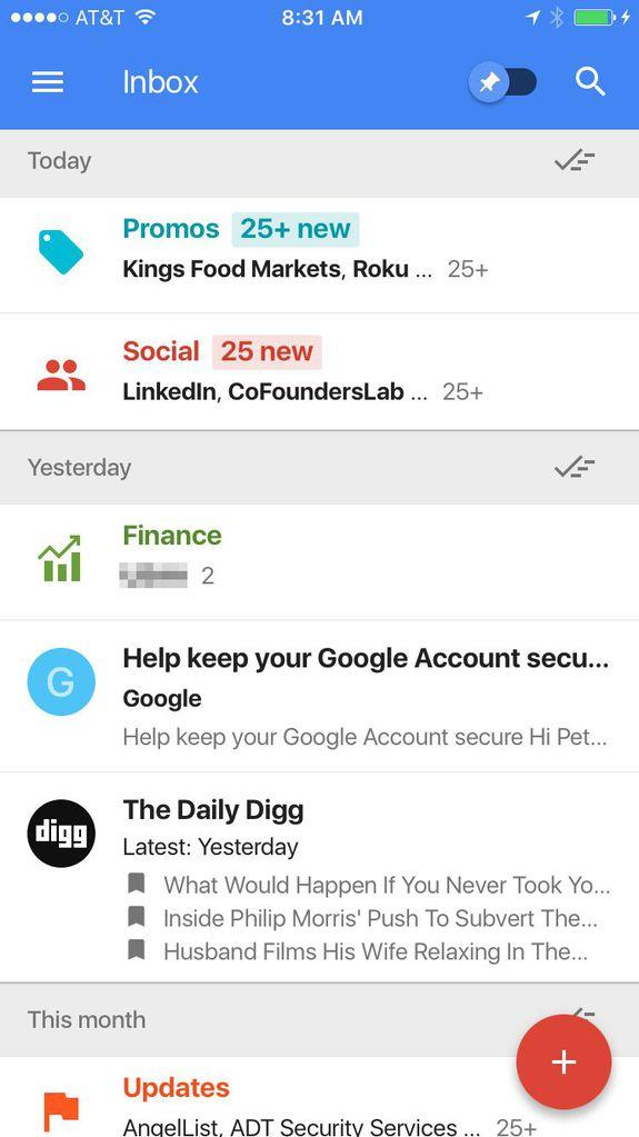 Google Inbox: WTF even is this?
