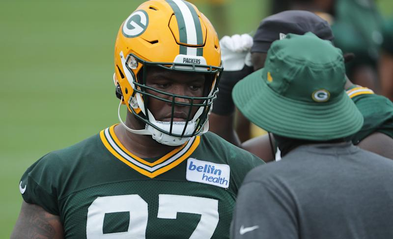 Packers DL Kenny Clark (groin) returns to practice Thursday