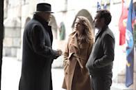 """<p><b>This Season's Theme: </b> """"The theme of this season would be a spoiler,"""" says co-showrunner Joe Weisberg. """"We can't tell you the theme.""""<br><br><b>Where We Left Off:</b> Nina's dead, as is William, after being infected with the deadly virus before the FBI captured him. Oleg (Costa Ronin) chose to return to Russia, while Arkady (Lev Gorn) was ordered to flee the U.S. by the American government. The Jennings (Keri Russell, Matthew Rhys) avoided being outed by Pastor Tim (Kelly AuCoin), but Paige's (Holly Taylor) budding romance with Matthew (Danny Flaherty) promised more trouble ahead for the family.<br><br><b>Coming Up:</b> We'll find out what decision the Jennings made about moving back to their homeland in the season premiere; William (Dylan Baker) is gone, but his case isn't closed just yet; Matthew isn't the only Beeman male whose outlook has changed because of a female; and the opener begins and ends with truly surprising moments. Oh, and about Oleg, who has emerged as one of <i>The Americans</i>' most endearing characters: """"He's become a really interesting window, particularly as we head into this season, into life in the Soviet Union,"""" says co-showrunner Joel Fields. """"The show has been so much about the United States, but [he] has now allowed us to start opening the curtain into what life was like there.""""<br><br><b>Boys' Club:</b> Philip's older son Mischa (Alex Ozerov) will continue to search for his dad in Season 5, while Henry (Keidrich Sellati) will finally get some real screen time. """"There are a lot of great stories to tell for Henry, and we've always really struggled to find the space,"""" Weisberg says. """"This year, for the first time we found the space we've been looking for to tell an expanded story about Henry."""" <i>— KP</i> <br><br>(Credit: FX) </p>"""