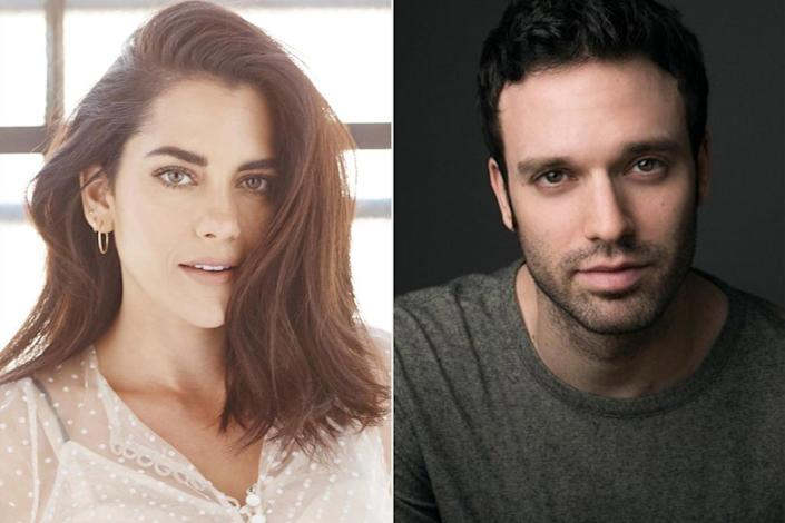 """<p><strong>Premieres: </strong>Dec. 3 at 8 p.m. ET/PT, Hallmark Channel</p> <p><strong>Stars: </strong>Inbar Lavi, Jake Epstein</p> <p><strong>Contains:</strong> Secret admirer, Jewish people</p> <p><strong>Official description:</strong> """"A woman journeys to find her secret admirer during Hanukkah.""""</p>"""