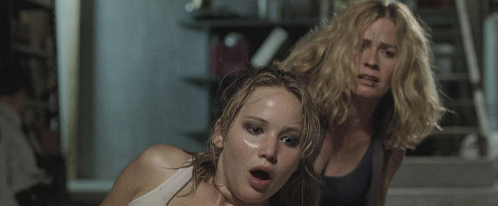 """"""" House at the End of the Street """" Release date: September 21 Starring: Jennifer Lawrence and Elisabeth Shue"""