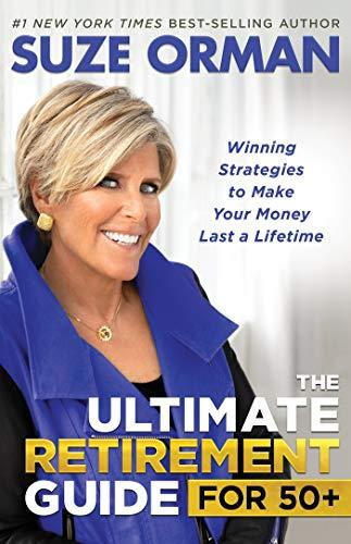 """The Ultimate Retirement Guide for 50+,"" by Suze Orman (Amazon / Amazon)"